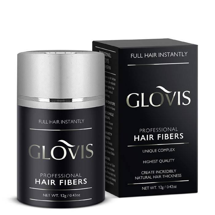 Mikrowłókna do włosów - Nowy Glovis 12g