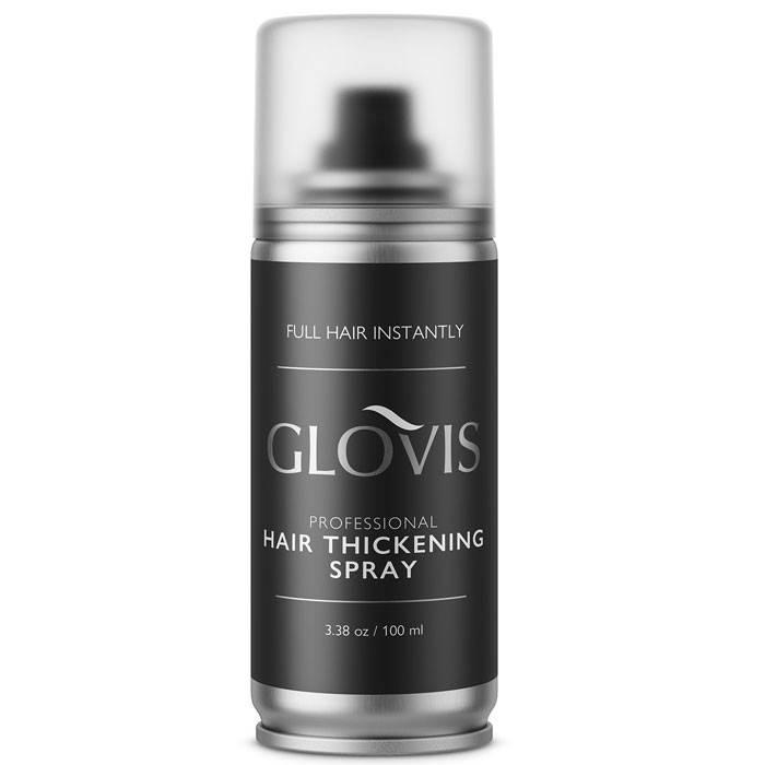Mikrowłókna do włosów w sprayu