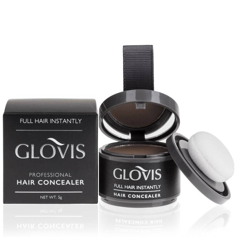 Mikrowłókna do włosów - Glovis Concealer 2w1